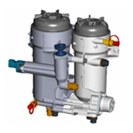 Fleetguard Fuel Modules 4