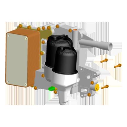 Lube Filtration Module