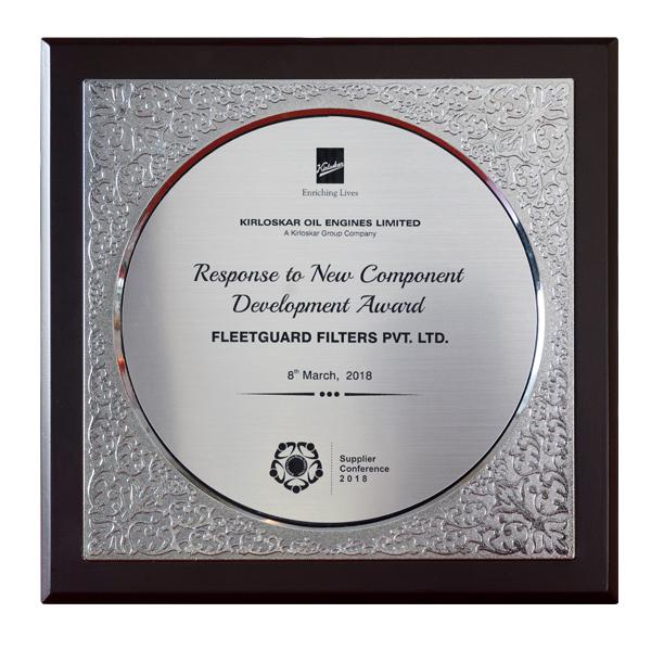 kirloskar-oil-engine-ltd-award