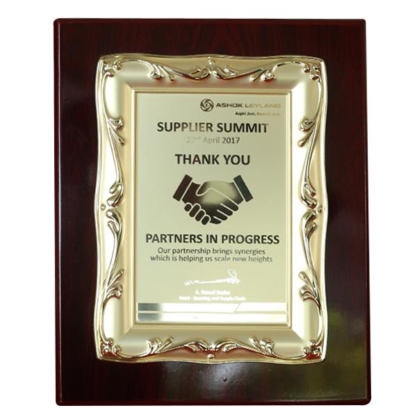 supplier-summit-award