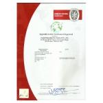 appendix-certificate-approval